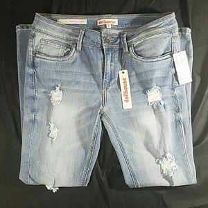 Dollhouse Skinny Jeans